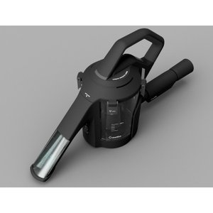 【アウトレット品 箱不良】シリウス SWT-JT500-K ブラック 掃除機用 水洗いクリーナーヘッ...