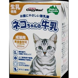 ドギ-マンハヤシ ネコちゃんの牛乳 成猫用 2...の関連商品3