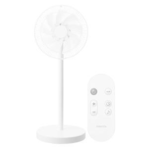 山善 DCモーター 30cm ハイリビング 扇風機 YHX-FGD30 コンパクト収納|TAKEYAオンラインPayPayモール店