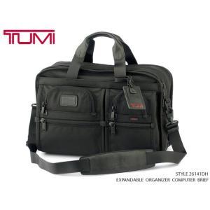 TUMI ビジネスバッグ 26141DH ブラック エクスパ...