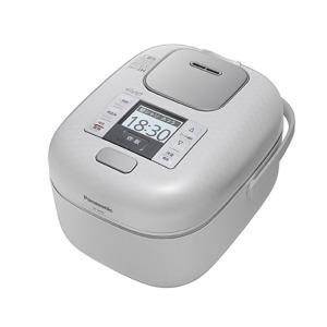 【送料無料】パナソニック SR-JX056-W 可変圧力IHジャー炊飯器 3合炊き 豊穣ホワイト【Panasonic SRJX056】|takeyanet