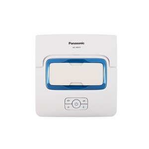 【送料無料】パナソニック 床拭きロボット掃除機 ローラン MC-RM10-W ホワイト Panaso...