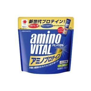 味の素 アミノバイタル アミノプロテイン バニラ味 30スティック【必須アミノ酸 ホエイプロテイン ...