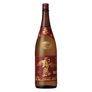 赤霧島 本格芋焼酎 1800mlの関連商品2