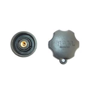 RAM-Cマウント(1.5インチボール)用セキュリティノブ RAP-S-KNOB5-7U