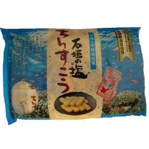 石垣の塩 ちんすこう(袋) 30個入り×6袋セット 送料無料 ヤマト運輸の宅急便|takidenki