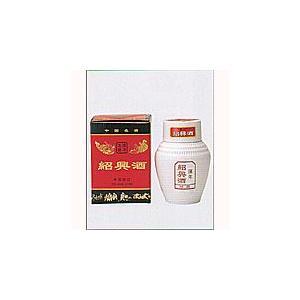紹興酒 珍蔵紹興酒(白壷) 500ml  17度 takihan-1