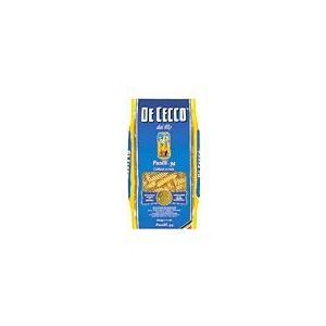 ディ・チェコ  No.34 フィシリ 500g×24袋 (500g×24袋1ケース) 1袋あたり364円 takihan-1