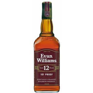 エヴァン・ウィリアムス・12年  750ml 50.5度 takihan-1
