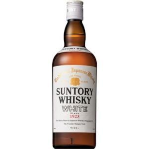 ◆サントリー・ホワイト 640ml 40度    1923年、日本初のウイスキーづくりを開始した鳥井...