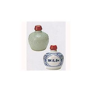 中国酒 状 元 紅(ジョウゲンコウ)500ml青磁・白磁 各6本入りケース(合計12本)1本当たり800円 takihan-1