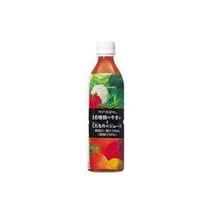 神戸居留地 16種類の野菜と果物のジュース 500gペット 10ケース(240本)|takihan-1