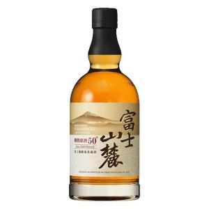 キリンウイスキー 富士山麓 樽熟原酒50度 700ml