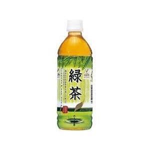 神戸居留地 緑茶 500mlペット 10ケース(240本)|takihan-1