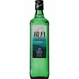韓国焼酎 鏡月グリーン  20度 700ml  1ケース(12本ケース)