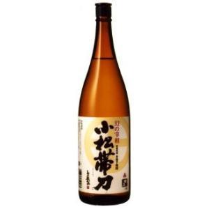 本格芋焼酎 小松帯刀(コマツタテワキ)25度 1,800ml takihan-1