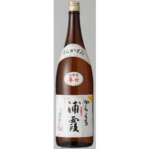 日本酒 浦霞 本醸造 辛口 1800ml|takihan-1
