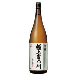 極上 吉乃川 吟醸酒 1800ml