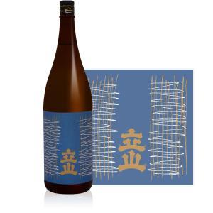 立山酒造 特別本醸造 立山1800ml|takihan-1
