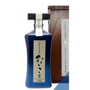 2017年 古式有機原酒 ななこ 37度 720ml <限定数量3,000本> takihan-1