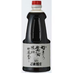 ごま博士 かき醤油 1000ml takihan-1
