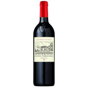 フランスワイン シャトー・ピエルセル ルージュ (赤) 750ml 1ケース(12本) takihan-1