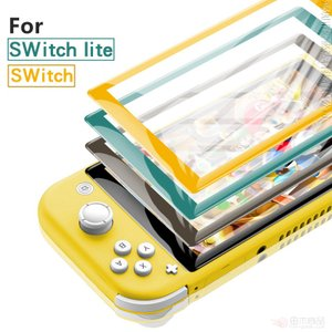 Nintendo Switch用 Nintendo Switch lite用液晶画面完全保護シール/保護シート/保護フィルム任天堂スイッチ用保護フィルム ニンテンドー 用保護シール/クリア takishohin