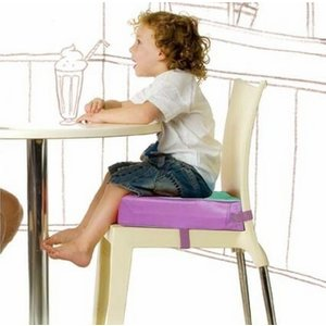 ベビー 子供 赤ちゃん 幼児 キッズ用 高さが変わるお食事クッション イスクッション とても便利【ネコポス不可】 takishohin