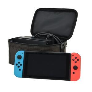 ●「Nintendo Switch」と周辺機器をまとめて収納、持ち運びできる大容量バッグ。 ●Nin...