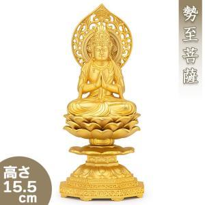 勢至菩薩(午年生まれ) 合金製 15.5cm【牧田秀雲作】|takita