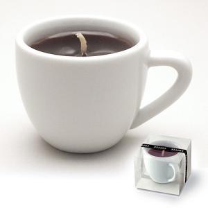ホットコーヒーのローソク|takita