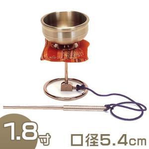 銀鈴PART2 1.8寸(印金)(携帯用リン りん)(京都製寺院用仏具)|takita