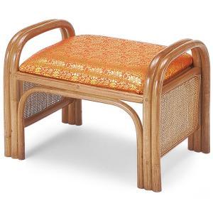 仏前金襴座椅子 朱金襴(仏壇用おまいり椅子) takita