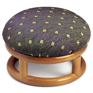 籐製丸型座椅子(正座椅子) takita
