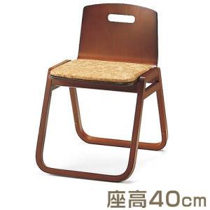 背付寺院用スツール(寺院用椅子)(本堂椅子) takita