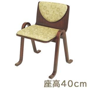雲居背付本堂用椅子(寺院用椅子)(本堂椅子) takita