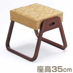 背低寺院用スツール(御詠歌スツール)(寺院用椅子)(本堂椅子) takita