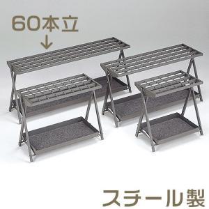 傘立て 折畳式 60本立(寺院用仏具)|takita