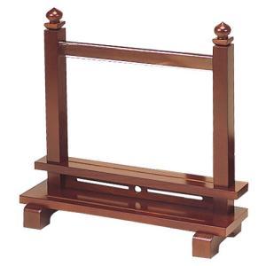 経木塔婆立(水塔婆立) 栓製 1尺(寺院用仏具) takita