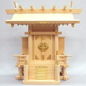 神棚(お宮) 椽束造り神明一社|takita