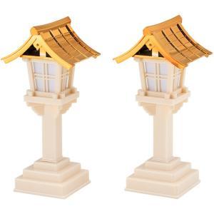 春日灯篭(銅屋根)(一対)|takita