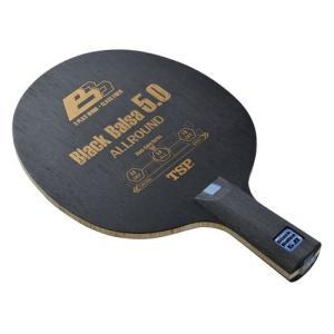 【最安値チャレンジ!】TSP 卓球 ラケット ブラックバルサ5.0 中国式 021253