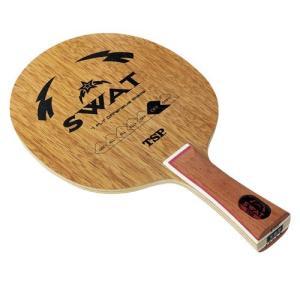 【重量指定】ティーエスピー(TSP) 卓球 ラケット スワット グリップFL 026014
