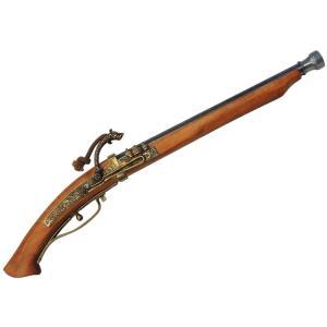 馬上筒 【ばじょうづつ】 (大) 火縄銃