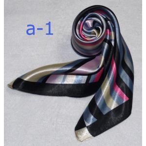プリントスカーフ・オフィススカーフ/バッグ飾り小物・アクセサリー|takouya