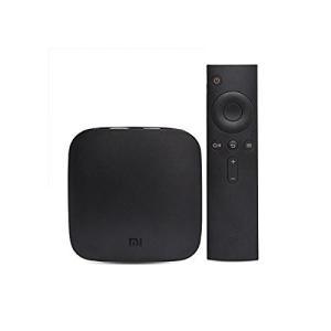 小米盒子3s(シャオミ TVボックスVer.3s)(Xiao mi he zi TV Box) グローバル版 (海外版)中国全土のTV放送やドラマ 洋画 中国語勉強 中国番組生放送 takouya