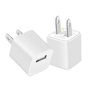 充電プラグ 充電アダプター 充電器 高品質 信頼できる iPhone 充電器 電源 USB AC ア...