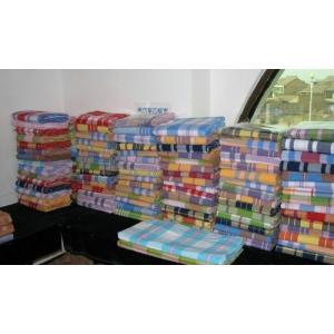 肌に優しい!完全手織シーツ・中国西部民芸品手織物シーツ(布芸土布)|takouya