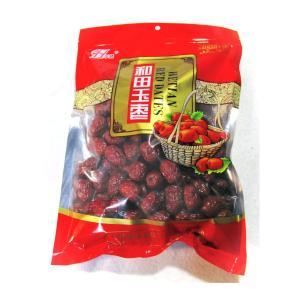 ひと粒、ひと粒、選び抜いた乾燥ナツメ(大紅棗)果実 木の実 上品な棗 ナツメ なつめ ドライフルーツ高品質な紅棗400g(約53〜55粒)