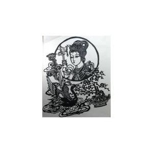 切り絵 (人物) 【中国雑貨 】多幸屋切り絵販売|takouya